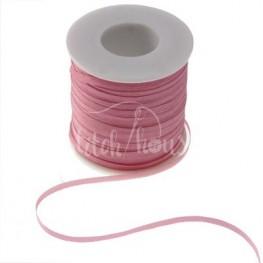 Лента для вышивки Medium Rose