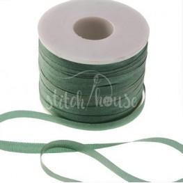 Стрічка для вишивки Medium Green
