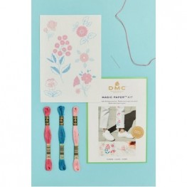Набор для вышивания Flower Broderie DMC