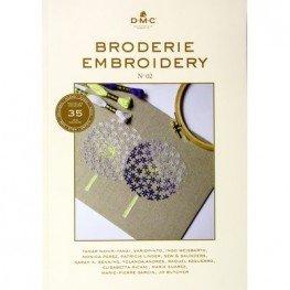 Книга Broderie Embroidery DMC N2