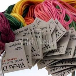 Комплект ниток Weeks Dye Works Dreaming of Mums