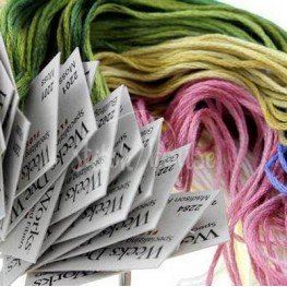 Комплект нитей Weeks Dye Works Dreaming of Daisies Rosewood Manor