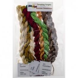 Комплект нитей Dinky Dyes Summer Sweetness Tempting Tangles Designs