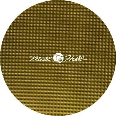 Перфорированная бумага Mill Hill PP7 Metallic Gold