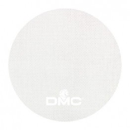 Ткань DMC 28 ct смесовая DM 544А-3865 (молочный)