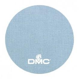 Тканина DMC 25 ct бавовняна DM 532-800 (блакитний)
