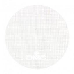 Ткань DMC 25 ct хлопковая ткань DM 532-Blanc (белый)