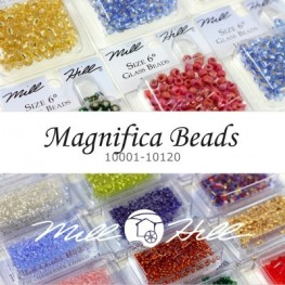 Бисер Mill Hill Magnifica Beads (10001-10120)
