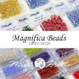 Бісер Mill Hill Magnifica Beads (10001-10120)