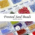 Бисер Mill Hill Frosted Seed Beads (60020-65270)