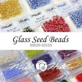 Бісер Mill Hill Glass Seed Beads (00020-02105)