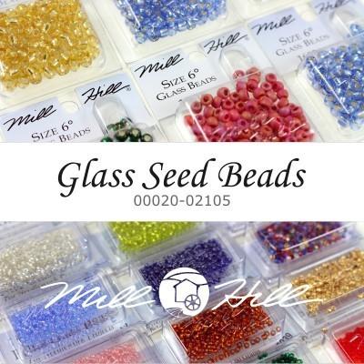 Бисер Mill Hill Glass Seed Beads (00020-02105)