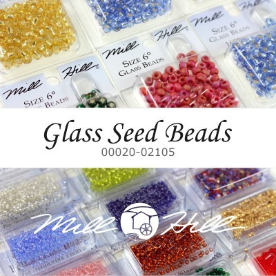 Бисер Mill Hill Glass Seed Beads (00020-02105)