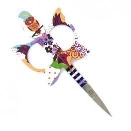 Ножницы для рукоделия Owl Scissors White Bohin