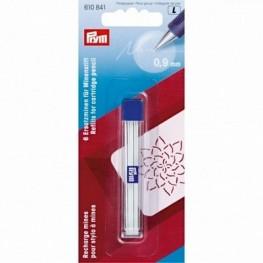 Запасные грифели для марикровочного карандаша Prym (610841)