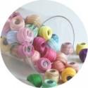 Нити перле (Pearl Cotton)