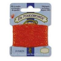 1007 Orange Tonkin Ets Toulemonde