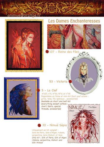 Les Dames Enchanteresses